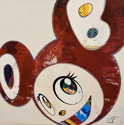 Takashi Murakami, 'And Then X 6 (Lapis Lazuli: The Superflat Method)', 2013