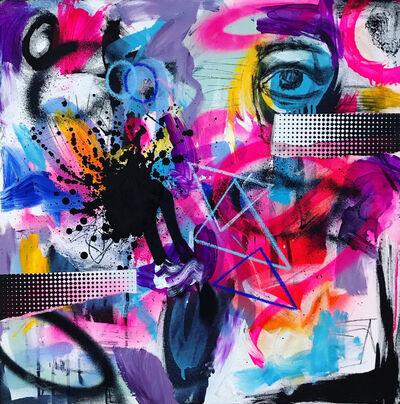 Solczy, 'BLUE NO. 2', 2019
