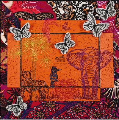 Stephen Wilson, 'Hermès Jungle', 2021