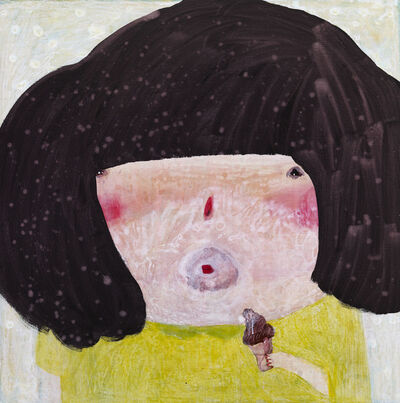 LO Chiao-Ling, ' Chocolate Icecream', 2009