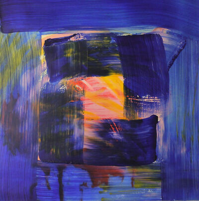Howard Hodgkin, 'Cold', 2012