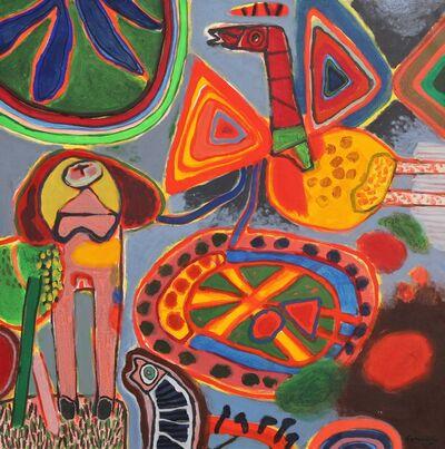 Corneille, 'Un Oiseau traverse l'été', 1967