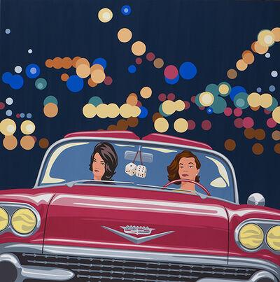 James Wolanin, 'Night Drive'