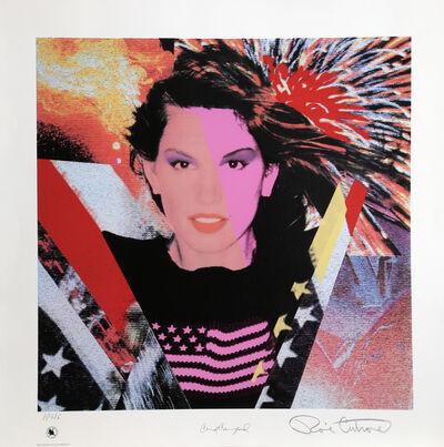 Ronnie Cutrone, 'Cindy Crawford', 1995