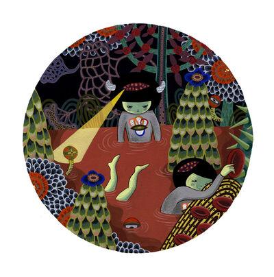 Aya Kakeda, 'Micro-Chan World', 2015