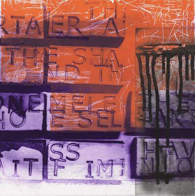Magne Furuholmen, 'Texture vii ', 2016