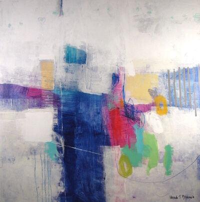 Ursula J. Brenner, 'Blue Fantasy', 2019