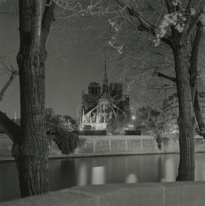 Alexey Titarenko, 'Notre Dame at Night, Paris', 2004