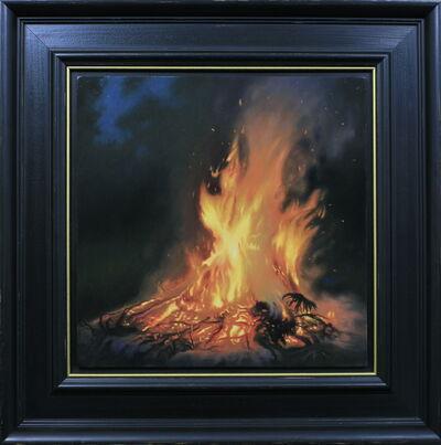 Matthew Cornell, 'Bonfire', 2015