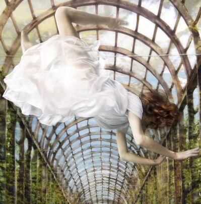 Barbara Cole, 'Hampton Court Pergola, from Falling Through Time'