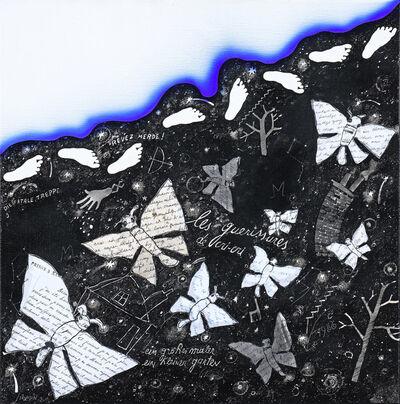 Christian Silvain, 'LES GUERISSURES', 2015