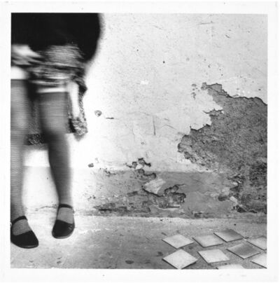 Francesca Woodman, 'Several Cloudy Days, Rome, Italy', 1977