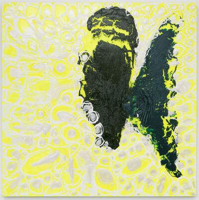 Sally Ko, 'Half Butterfly- Yellow', 2016