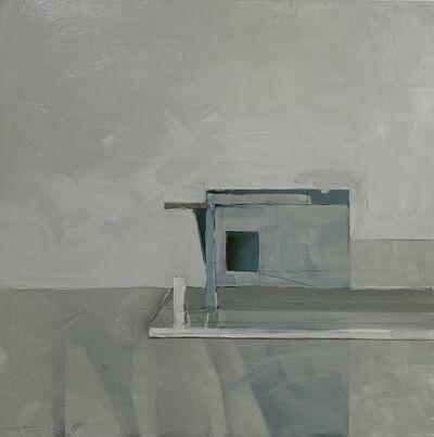 Jenny Brillhart, 'Sheetrock Hut', 2020