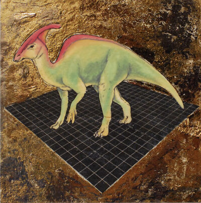 Alexis Kandra, 'Tropical Parasaurolophus', 2019