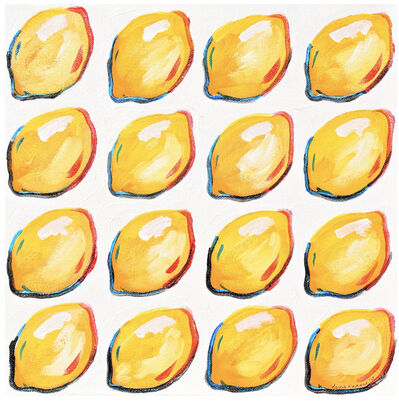 Leslie Hackard, '16 Marching Lemons'