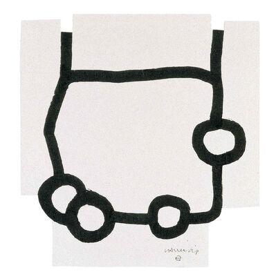 Eduardo Chillida, 'S/T', 1986