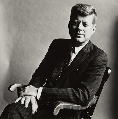 Irving Penn, 'John F. Kennedy, Washington, D.C., 1960'