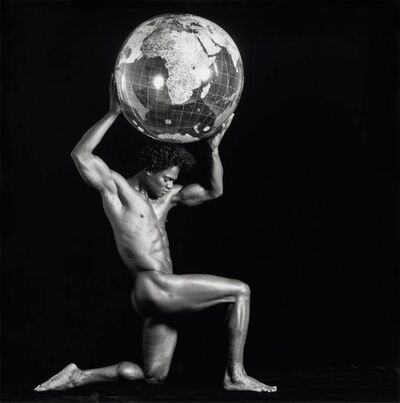 Renee Cox, 'Atlas', 1995