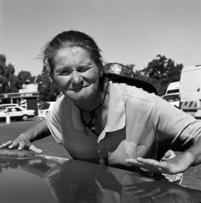 Katharine Cooper, 'Corrie Saayman, parking attendant, Oudsthoorn, South Africa', 2013