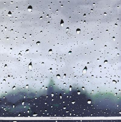 Gilles Barbier, 'Derrière la vitre (la pluie) #1', 2020