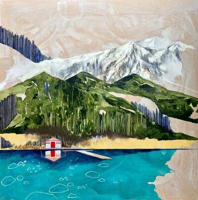 Charlotte Keates, 'As Glaciers Melt', 2017