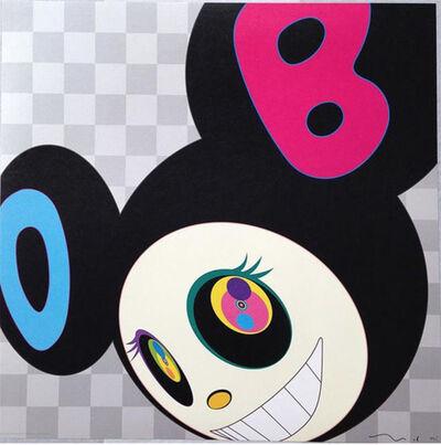 Takashi Murakami, 'AND THEN… BLACK', 2005
