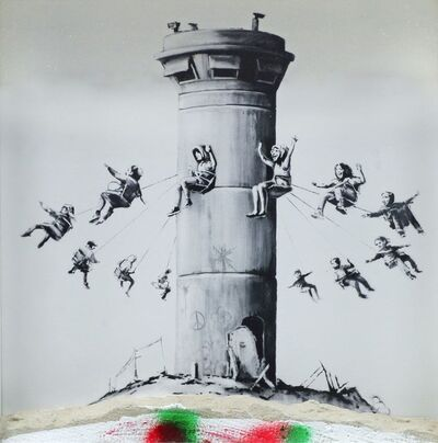 Banksy, 'Walled Off Box Set', 2017