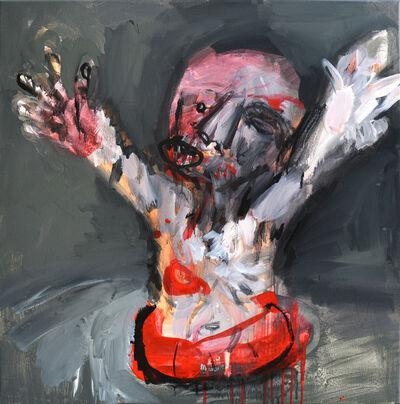 Marek Ormandík, 'SAVE JESUS II. ', 2018