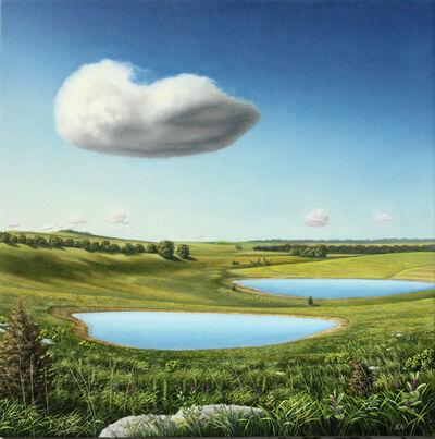 Karl Hartman, 'Twin Ponds', 2020