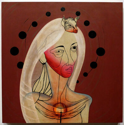 Jennifer Caviola (CAKE), 'Lemur Bride', 2013-2014