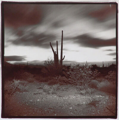 Richard Misrach, 'Plate #44, from Night Desert', 1975