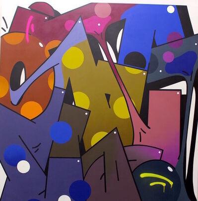 Moses & Taps™, 'Image of Graffiti IV', 2016