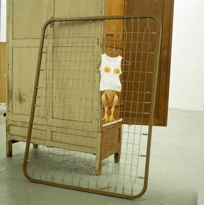 Sarah Lucas, 'Sex Baby Bed Base', 2000
