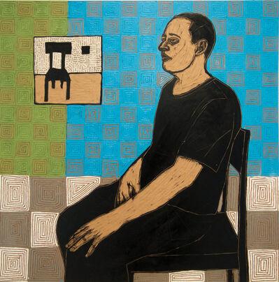 Ephrem Solomon, 'Untitled (Life vs. Time Series)', 2015