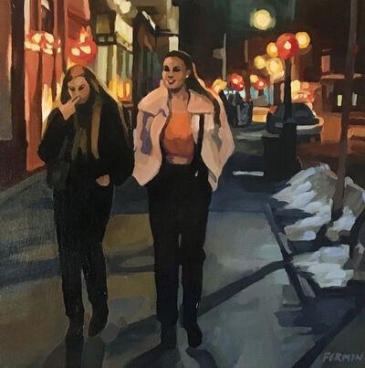 Lisbeth Firmin, 'Girlfriends', 2018