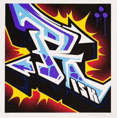 RISK, 'Letter R', 2008