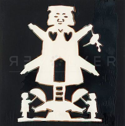 Andy Warhol, 'Hans Christian Andersen (FS II.401)', 1987