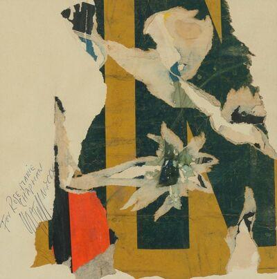 Wolf Vostell, 'Untitled', 1964