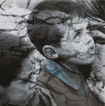Moudhi Alhajri, 'Abduction of Childhood Dreams 08', 2016