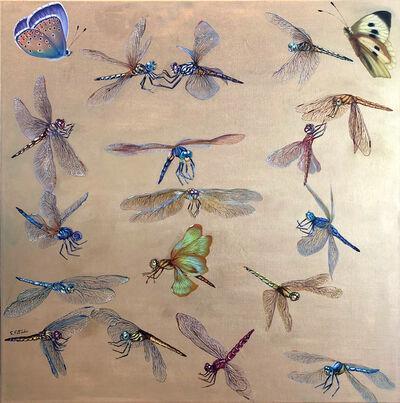 Sofia Fotiadou, '(SJ) Insect', 2017