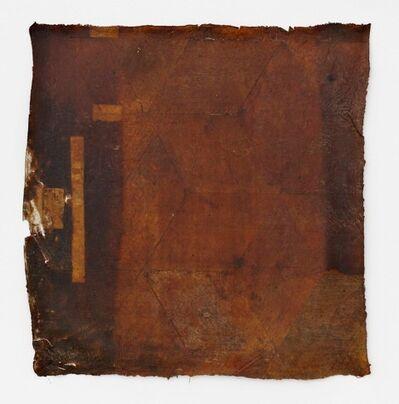 Heidi Bucher, 'Floor Fragment in Three Parts: Part 3', ca. 1983