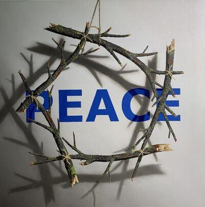 Otto Duecker, 'Peace', 2020