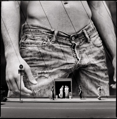 Wouter Deruytter, 'Fifth Avenue and 56th Street (AF #2)', 2005