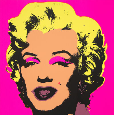 Andy Warhol, 'Marilyn', 1967