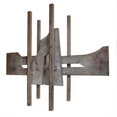 Marino di Teana, 'Action constante - Dynamique 4 aiguilles', 1958