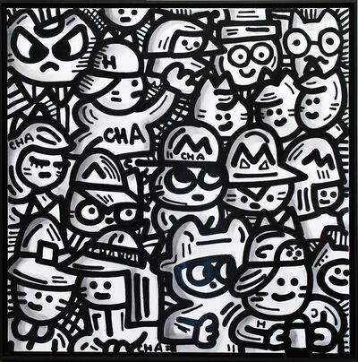 CHANOIR (Alberto Vejarano), 'Chas Classicos Nuevos', 2021
