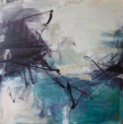 Tom Lieber, 'Blue Swell III'