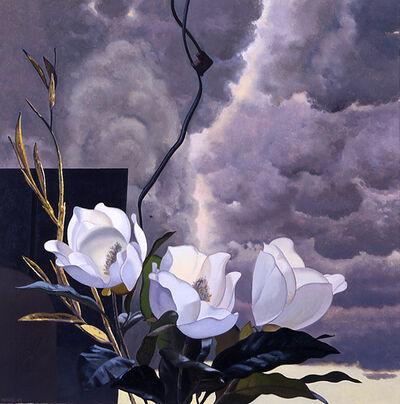 John Moore (b.1941), 'Coming Down', 2004