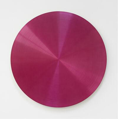Oliver Marsden, 'Hot Pink Spiral Dub', 2017